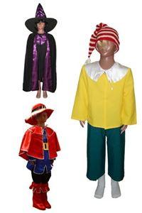 Зображення для категорії Карнавальні костюми для дітей