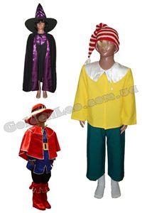 Зображення для категорії Костюми казкових героїв зріст 122