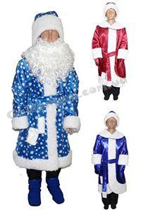 Изображение для категории Костюмы Деда Мороза рост 110