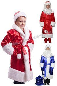 Изображение для категории Костюмы Деда Мороза рост 140