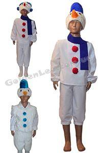 Зображення для категорії Дитячі костюми Сніговика
