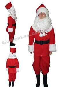 Зображення для категорії Дитячі костюми Санта Клауса