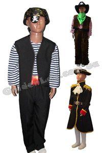 Зображення для категорії Костюми Пірати, Ковбої рост 116