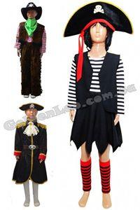 Зображення для категорії Костюми Пірати, Ковбої зріст 152