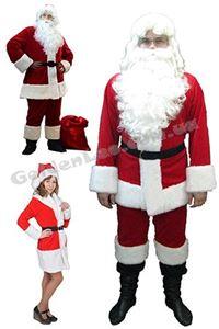 Зображення для категорії Костюми Санта Клауса