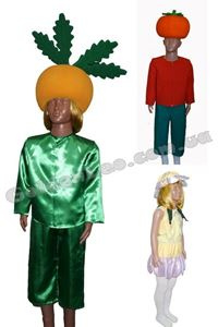 Зображення для категорії Прокат костюмів овочів, фруктів, квітів