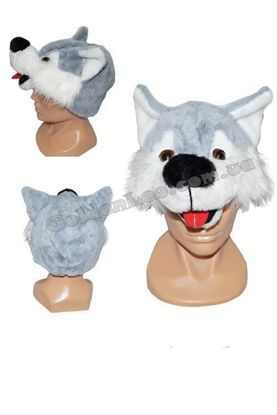 маска Волк