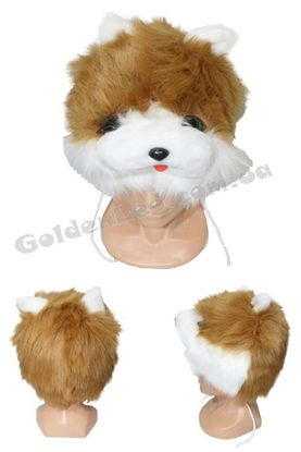 Карнавальная шапка Кошки