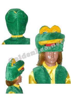 карнавальные шапки зверей