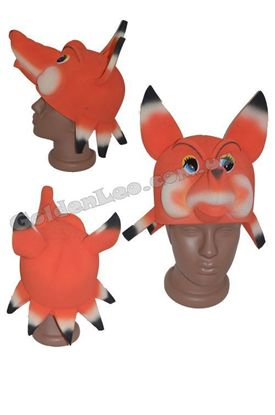 маска Лисичка