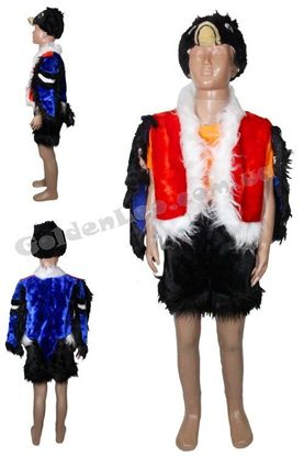 Карнавальний костюм Снігур зріст 104-110