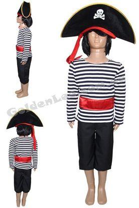 Детский костюм Пирата рост 152