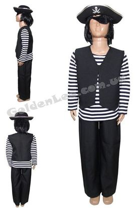 Костюм Пирата для мальчика рост 152