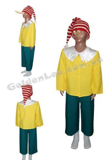 Детский костюм Буратино прокат