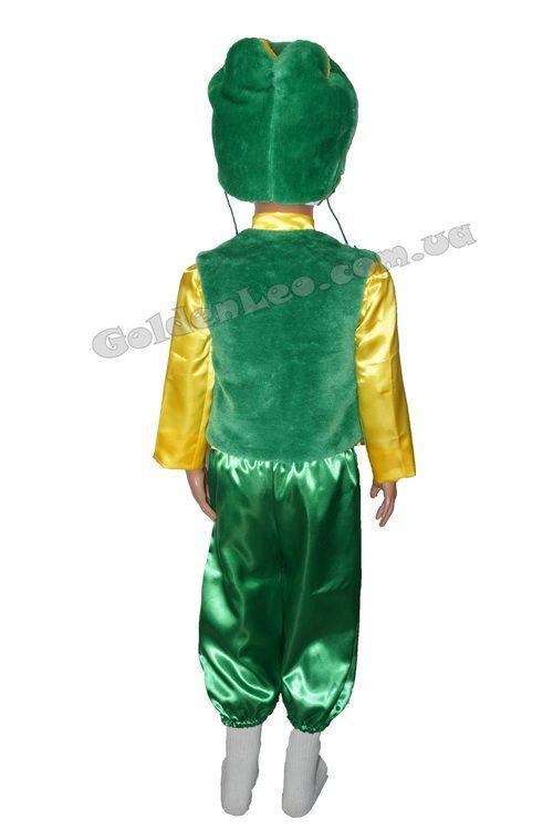 карнавальный костюм Лягушонка, маска Лягушки, костюм ... - photo#3