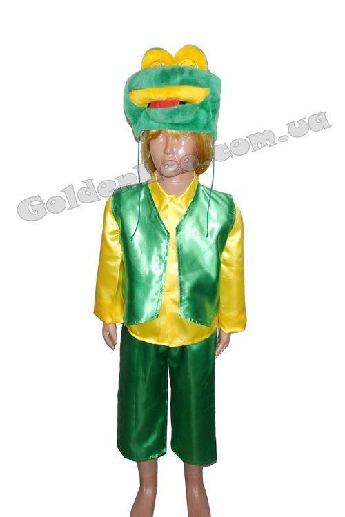 карнавальный костюм Лягушонка, маска Лягушки, костюм ... - photo#4
