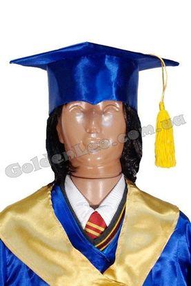 Квадратна шапка випускника для дитини