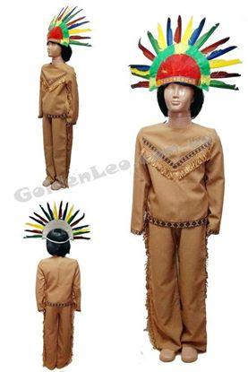 Детский костюм Индеец напрокат