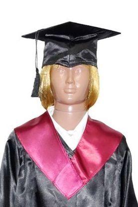Изображение Прокат детской шапки выпускника