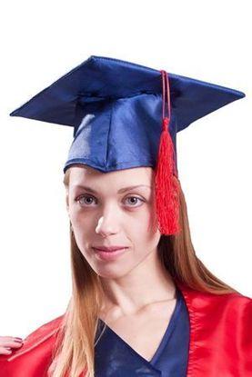 Изображение Прокат академических шапок