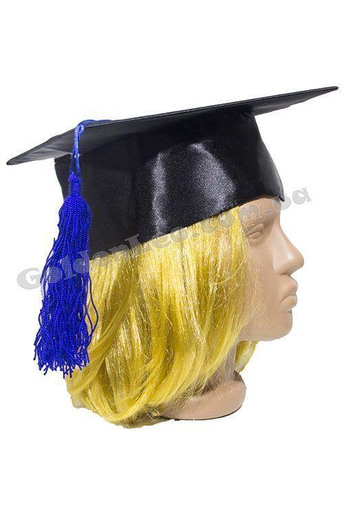 Как сделать шапку выпускника с кисточкой из бумаги 141