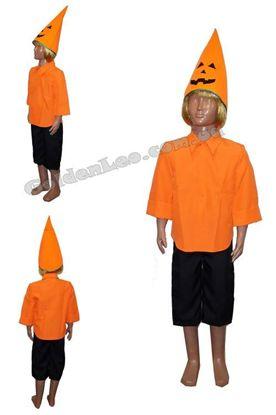 Костюм на Хэллоуин для мальчика 6 - 7 лет