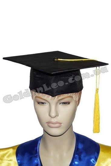 Как сделать шапку выпускника с кисточкой из бумаги 119