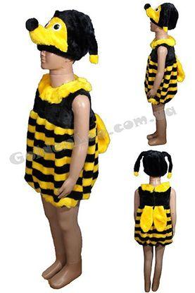 Карнавальний костюм Бджілка для дівчинки