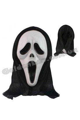 Карнавальная маска Крик