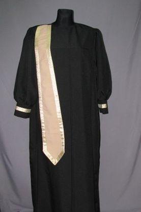 Мантия священника с шарфом женская