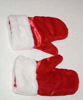 Варежки Деда Мороза
