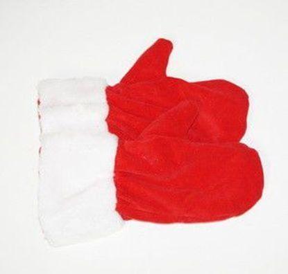 Рукавицы Деда Мороза
