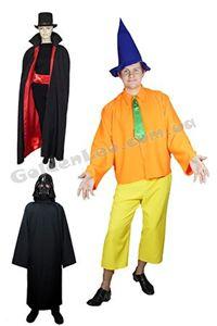 Зображення для категорії Прокат костюмів кіногероїв для дорослих