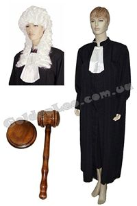 Зображення для категорії Мантії судді, аксесуари судді