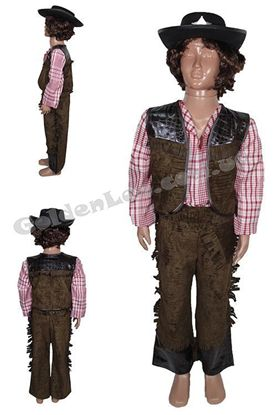 ковбойский костюм