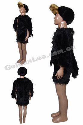 костюм ворона