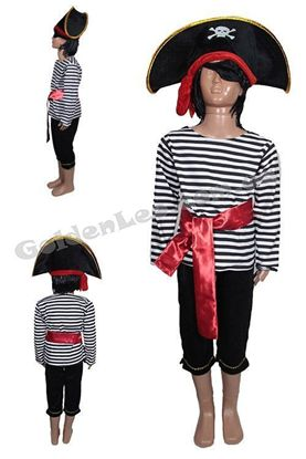 піратський костюм