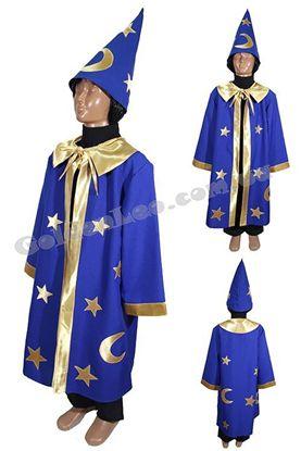 костюм звездочет для ребенка
