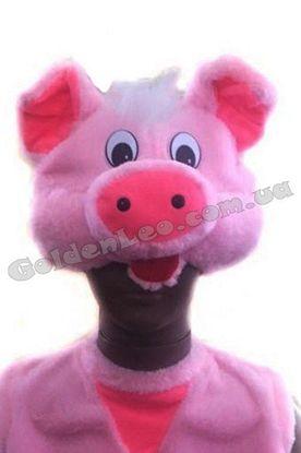карнавальная маска свиньи
