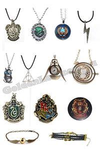 Зображення для категорії Кулони, значки, емблеми Гогвортс