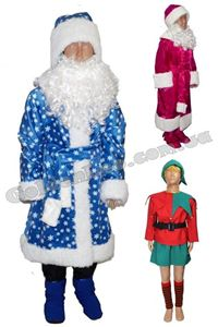 Зображення для категорії Новорічні костюми для дітей