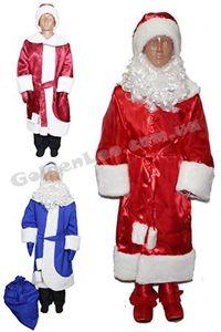 Изображение для категории Костюмы Деда Мороза рост 128