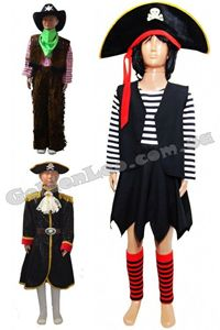 Изображение для категории Костюмы Пираты, Ковбои рост 152