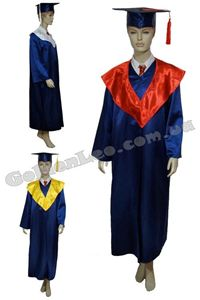Зображення для категорії Академічні костюми із атласу