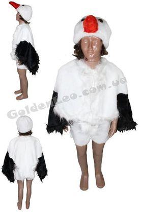 Карнавальний костюм Лелеки зріст 116-122