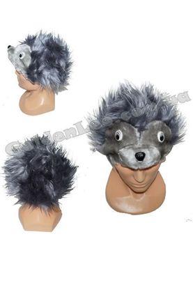 Карнавальная шапка Ежик