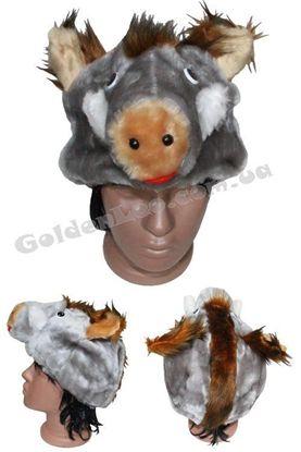 карнавальная маска Кабан