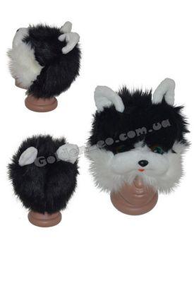 карнавальная маска Кошки