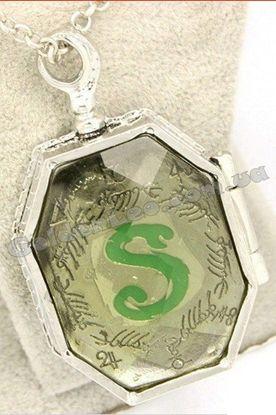 Медальон Салазара Слизерин