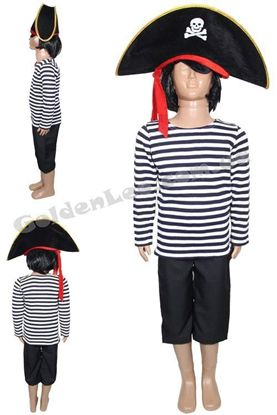 Пиратский костюм напрокат